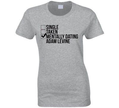 Mentally dating adam levine t shirt dating edinburgh