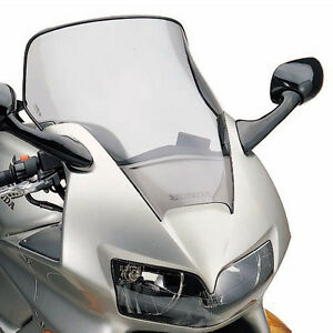 100% De Qualité Givi Cupolino Specifico Fume' 46 X 42 Cm Honda Vfr 800 1998-2001