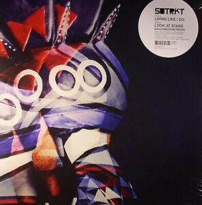 SBTRKT – Living Like I Do [12'' VINYL EP] BRAND NEW, SEALED