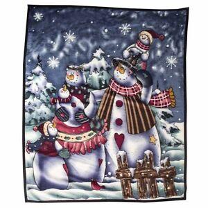 Weihnachts Tagesdecke