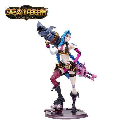 Riot - League Of Legends - Jinx - Officiel