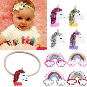 regenbogen-kopfbedeckung-baby-stirnband-haar-accessoires-einhorn-haarband