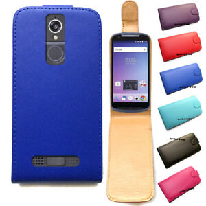 huge selection of 498ff ac422 Details about FOR Telstra Tough Max 2 / ZTE T85 New PU-Leather Fitted Flip  Phone Case Cover