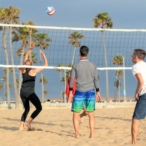 GoSports Soft Touch VolleyballFor Competitive and Recreational Players