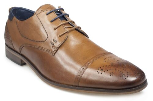 vermont In Lace Mens Shoe Cognac Up Pod vIXq1
