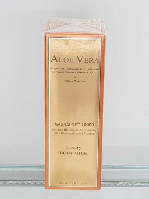 CANARIAS Cosmetics Aloe Vera Magnaloe 10000 Luxury Body..