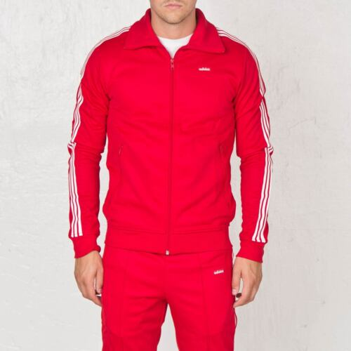 adidas Originals Beckenbauer Track Jackets Full Zip Sports Top CLEARANCE SALE