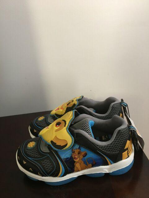 lion king light up shoes