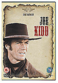 Joe Kidd (DVD, 2011)