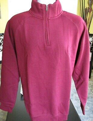 Ouray Sportswear mens Benchmark 1//4 Zip