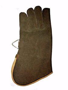 """Nouveau Fauconnerie Gant simple couche en daim cuir 12"""" Taille Standard (Coyote couleur)-afficher le titre d`origine Zl6KjNaZ-07165650-960426443"""