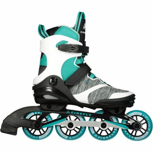 Inline-Skates Firefly ILS 310 W84 Damen Inline Skates Inliner white/blue