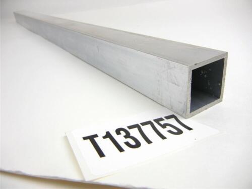 "1.5/"" x 1.5/"" Aluminum Square Tube .125/"" Wall 31.75/"" Length sku 137757"