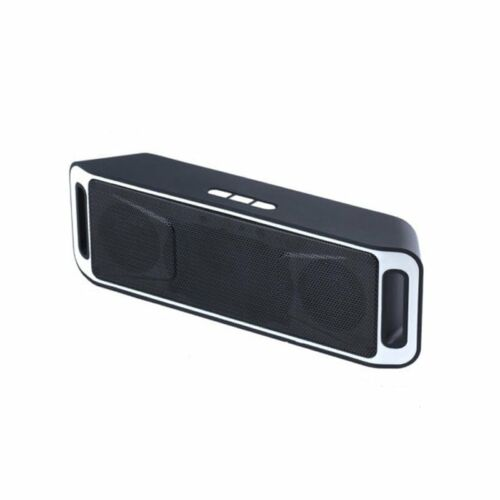 Rechargeable Wireless Bluetooth Speaker Portable Outdoor USB FM Radio Stereo