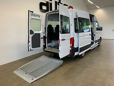 Annonce: VW Crafter 35 2,0 TDi 140 L3H2 ... - Pris 0 kr.