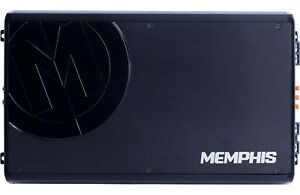 MEMPHIS-PRX1000-1-AMP-MONOBLOCK-2000W-MAX-SUBWOOFERS-SPEAKERS-BASS-AMPLIFIER-NEW