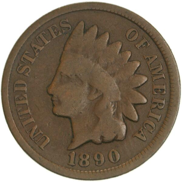 1 EACH INDIAN HEAD CENT 1880S 1890S GOOD OR BETTER EACH LOT IS FOR 1 CENT