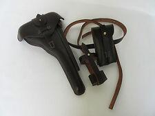 Wwi wk1 Luger p08 Parabellum ari Harness holster soporte de transporte Wehrmacht WH wk2