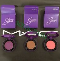 Bnib Mac Selena Eyeshadows - Fotos Y Recuerdos - No Me Queda Mas - Purple Pink