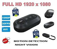 Remote Control Light Video False Full Hd 1920x1080p Key Chain Pen Spy Camera