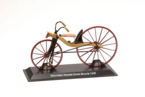 Kollektion Fahrrad 1:15 Macmillan Treadle Driven 1840-Metal Model dBIC005