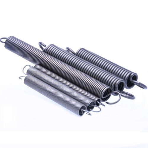 Zugfeder Drahtfeder Federstahl Drahtes Durchmesser 2.3mm Länge 35-100mm