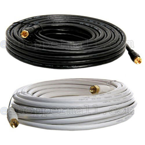 LOREX CB250URB Video RG59 Coaxial BNC//Power Cable electronic consumer Electronics 250ft