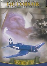 Roaring Glory Warbirds - F4U Corsair (DVD) - Checkout and Mission in the F4U