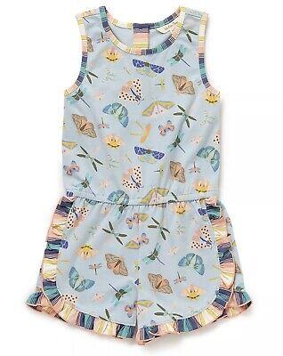 Details about  /Matilda Jane size 18-24 mo Little Bug Bubble Butterflies Blue