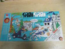 Spion & Spion das Neueste MAD Spiel von MB SPIELE