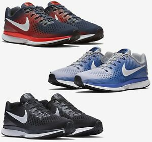 sale retailer 91320 c96cc Details about Nike Air Zoom Pegasus 34 FlyEase Sneaker Men's Lifestyle  Shoes Normal D Wide 4E