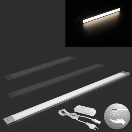 LED Unterbauleuchte Küchenlampe Beleuchtung Schrankleuchte m Induktionsschalter