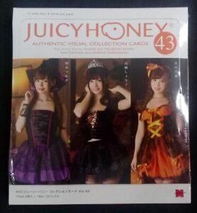 2018-Juicy-Honey-Series-43-SEALED-BOX-Tsumugi-Akari-Noa-Eikawa-Shoko-Takahashi