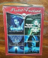Multi-feature Thriller Collection (dvd, 2010, 2-disc Set) Free Shipping