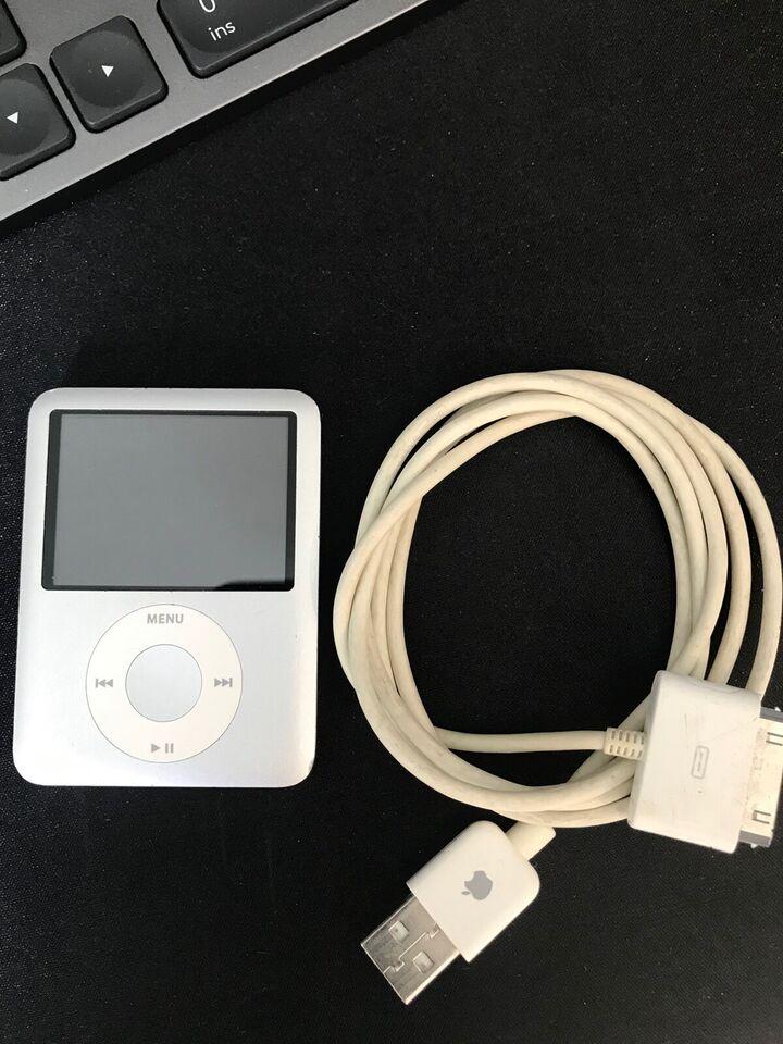 Andet mærke, Ipod Nano, 4 GB