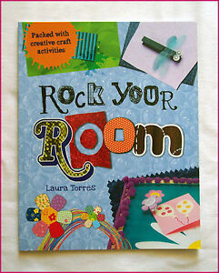 Rock Your Room Creative Craft Activities Book Things To Make Do