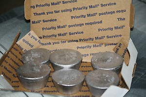 32+ lbs Lead ingots for bullet casting, sinkers