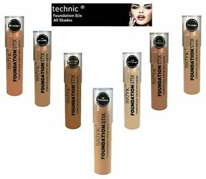Technic-Foundation-Stix-Light-Medium-Dark-Skin-Full-Coverage-Cream-Makeup-Stick