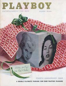 PLAYBOY-DECEMBER-1957-Linda-Vargas-Lisa-Winters-Hugh-Hefner-interview-D-CF