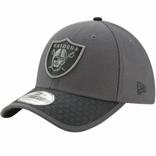 New Era 39Thirty Cap NFL 2017 SIDELINE Oakland Raiders