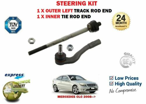 /> 1X extérieur Pour Mercedes CLC 2008 1X Inner Left Steering Track Rack Rod Tie end