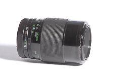 Vivitar (Kiron) MC 100mm f/2.8 SLR Camera Lens for Canon FD SN 22707936