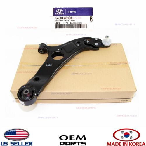 LOWER CONTROL ARM FRONT RIGHT【GENUINE】AZERA SONATA 11-14 OPTIMA 11-13 545013S100