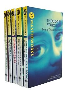 SF-Masterworks-5-Book-Collection-Russ-Tevis-Delany-Classic-Science-Fiction-New