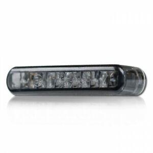 LED-Mini-Micro-Ruecklicht-Heckleuchte-Streak-Shorty-schwarz-smoked-kleben-Einbau