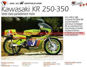 Kawasaki Kr 250 Et 350 1975 Fiche Moto 000202 3xpubdcl-08005328-932860345