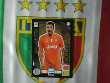 Album Calciatori Adrenalyn XL 2016 2017 CARD TOP PLAYER 455 BUFFON NEW MINT