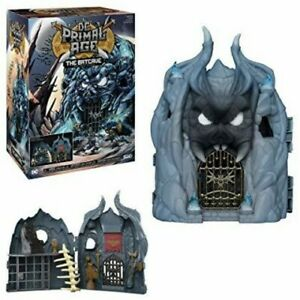 FUNKO DC PRIMAL AGE: Batcave Play Set [New Toys] Vinyl Figure