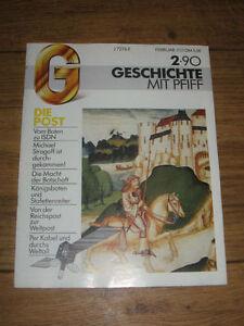 Geschichte mit Pfiff 2/90 Die Post - <span itemprop=availableAtOrFrom>DE, Deutschland</span> - Geschichte mit Pfiff 2/90 Die Post - DE, Deutschland