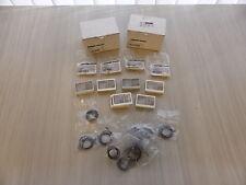 Posten many of telemecanique GV2 E01 Tastenmembrane mit Zubehör